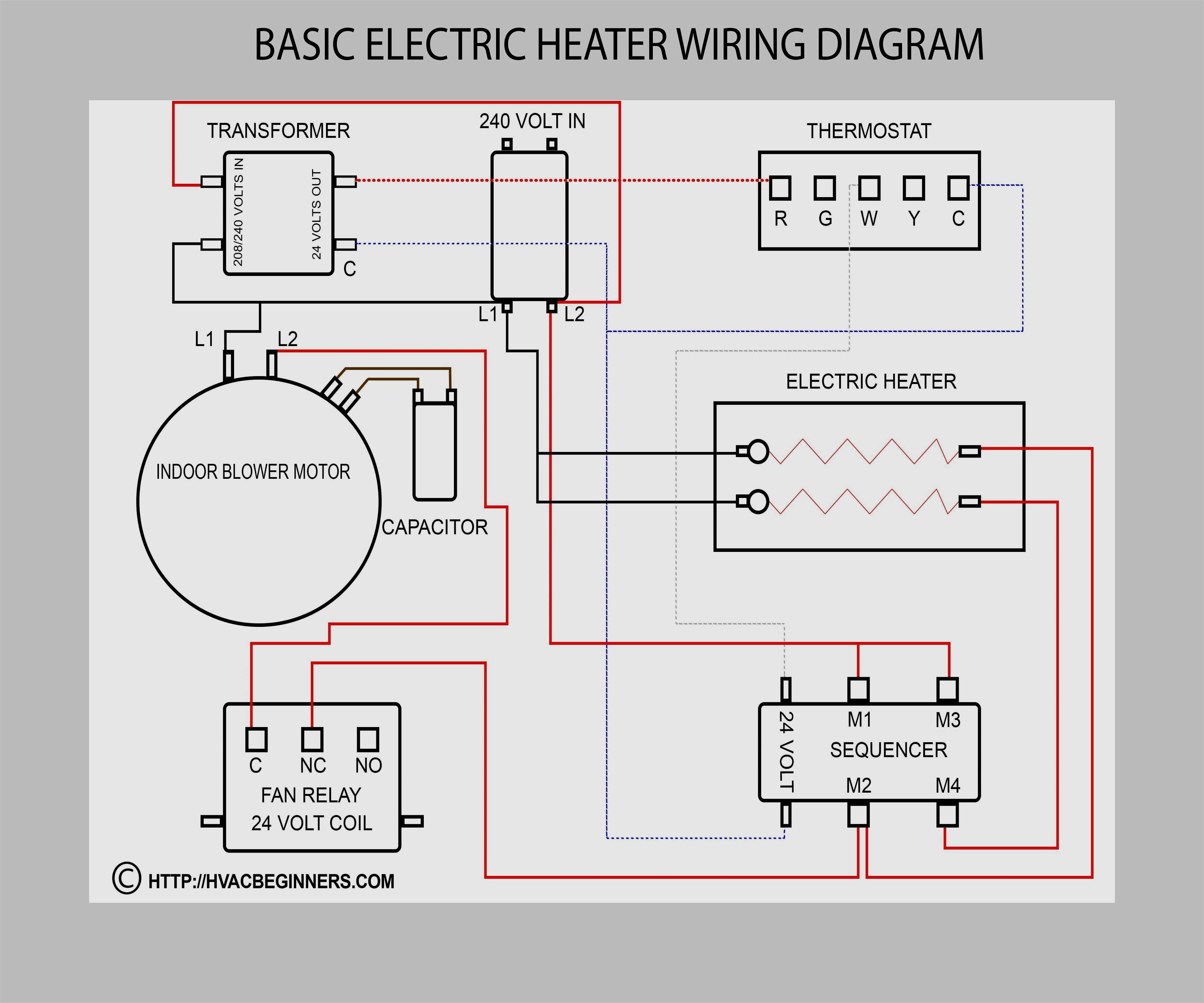 Atwood Furnace Relay Wiring Diagram   Manual E-Books - Atwood Furnace Wiring Diagram