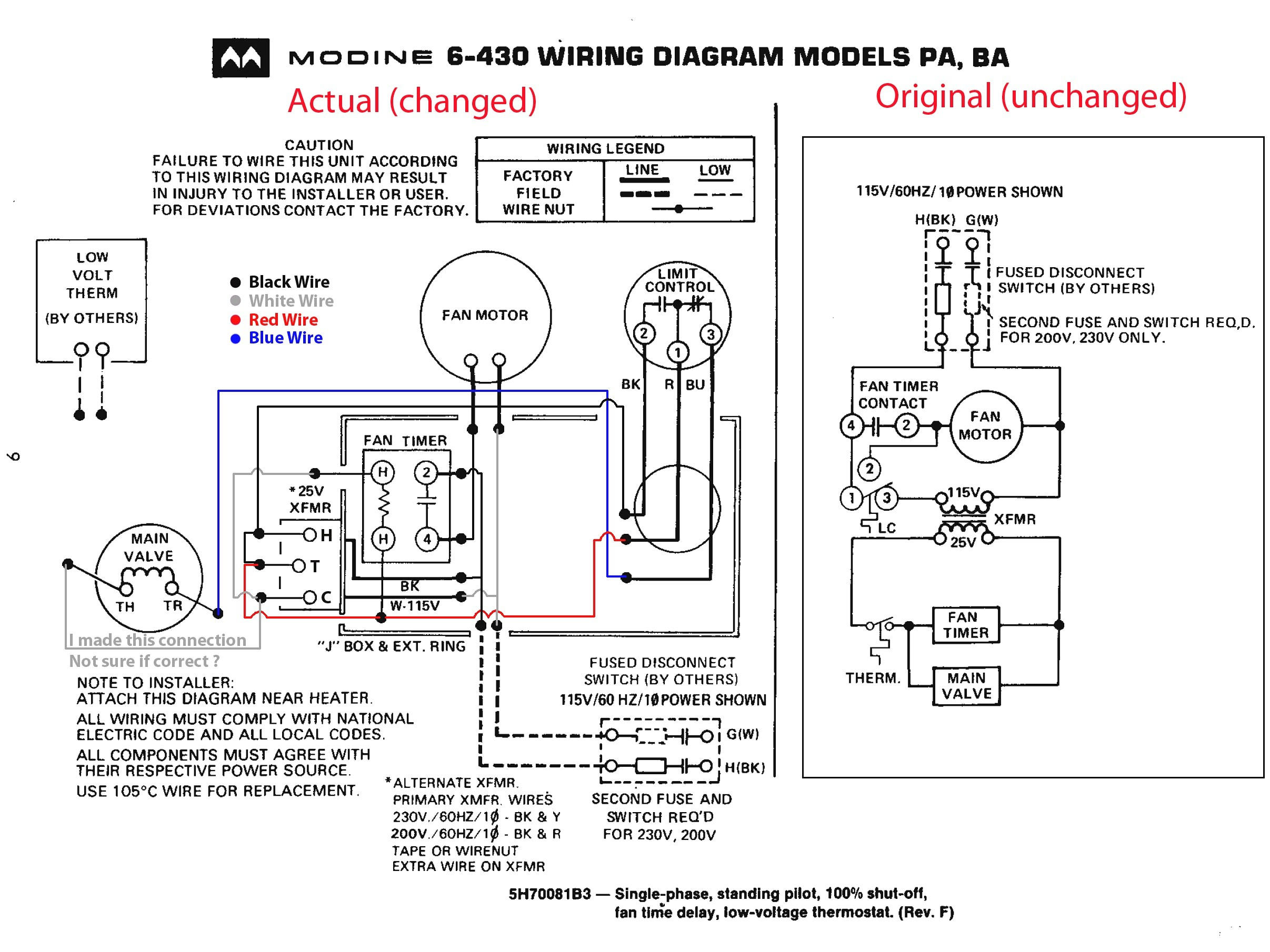 Atwood Wiring Diagram - Data Wiring Diagram Schematic - Atwood Furnace Wiring Diagram
