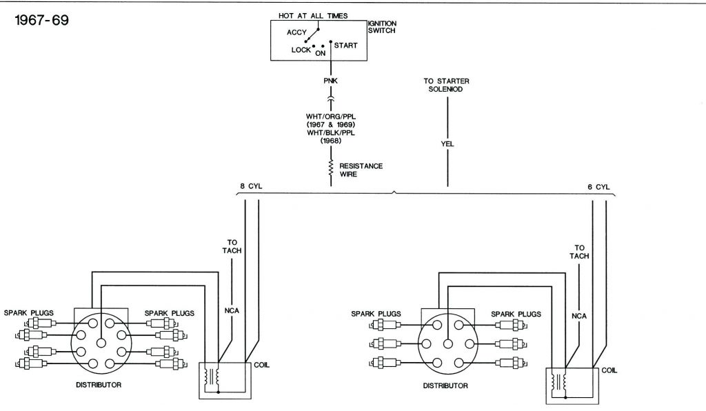 What Does Nca Mean On A Wiring Diagram