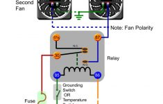 Auto Cooling Fan Wiring Diagram – Data Wiring Diagram Schematic – Electric Fans Wiring Diagram
