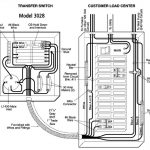 Auto Transfer Switch Wiring Diagram | Manual E Books   Generator Automatic Transfer Switch Wiring Diagram