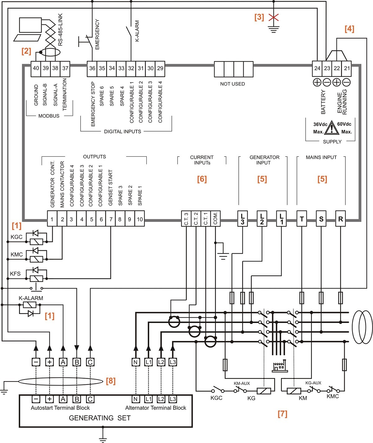 Automatic Transfer Switch Schematic Diagram - Wiring Diagrams Lose - Generator Automatic Transfer Switch Wiring Diagram