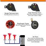 Automotive Horn Wiring   Wiring Diagram Data   Horn Wiring Diagram