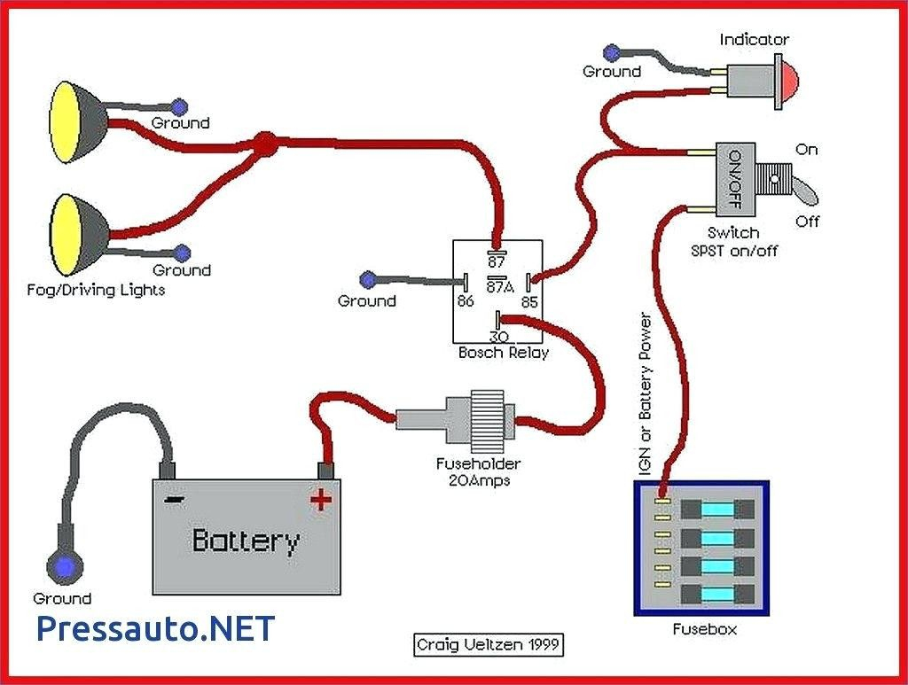 Automotive Relay Wiring Diagram Horn | Wiring Diagram - 4 Pin Relay Wiring Diagram
