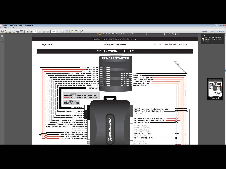 avital 4×03 remote start – simple wiring diagram - remote starter wiring  diagram