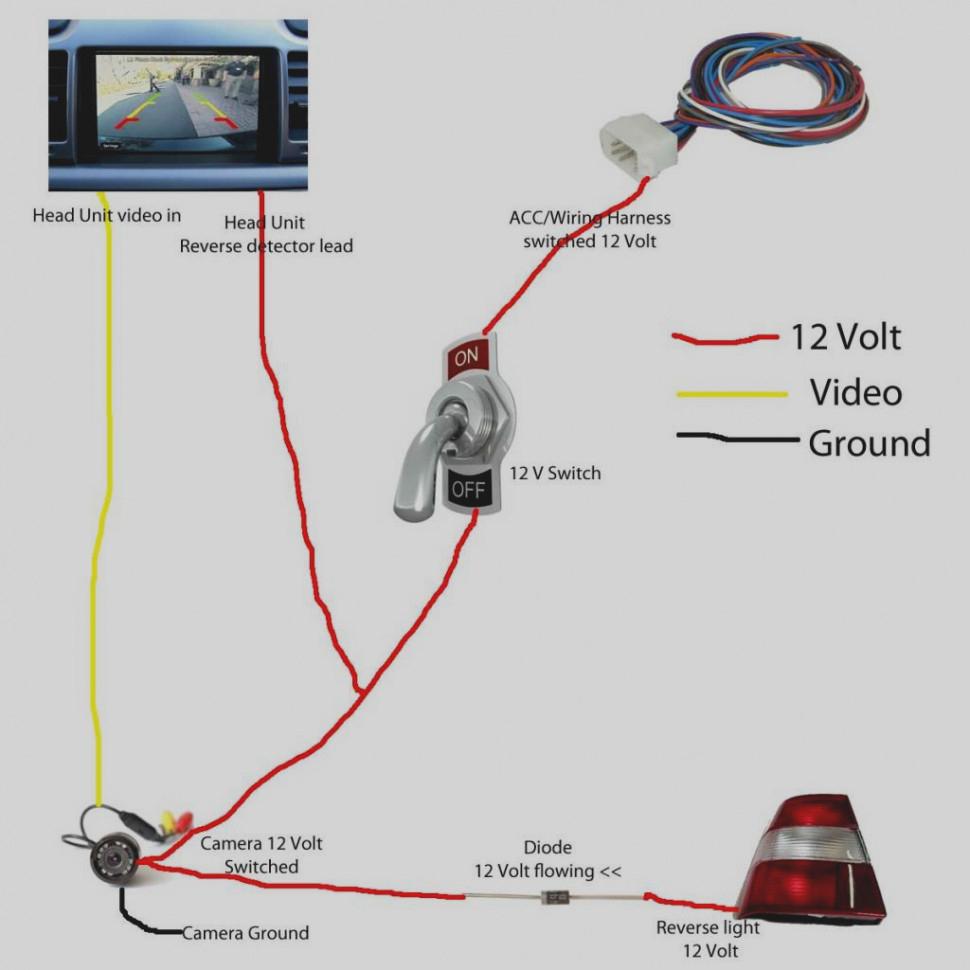 Backup Camera Wiring Diagram   Manual E-Books - Ford F150 Backup Camera Wiring Diagram