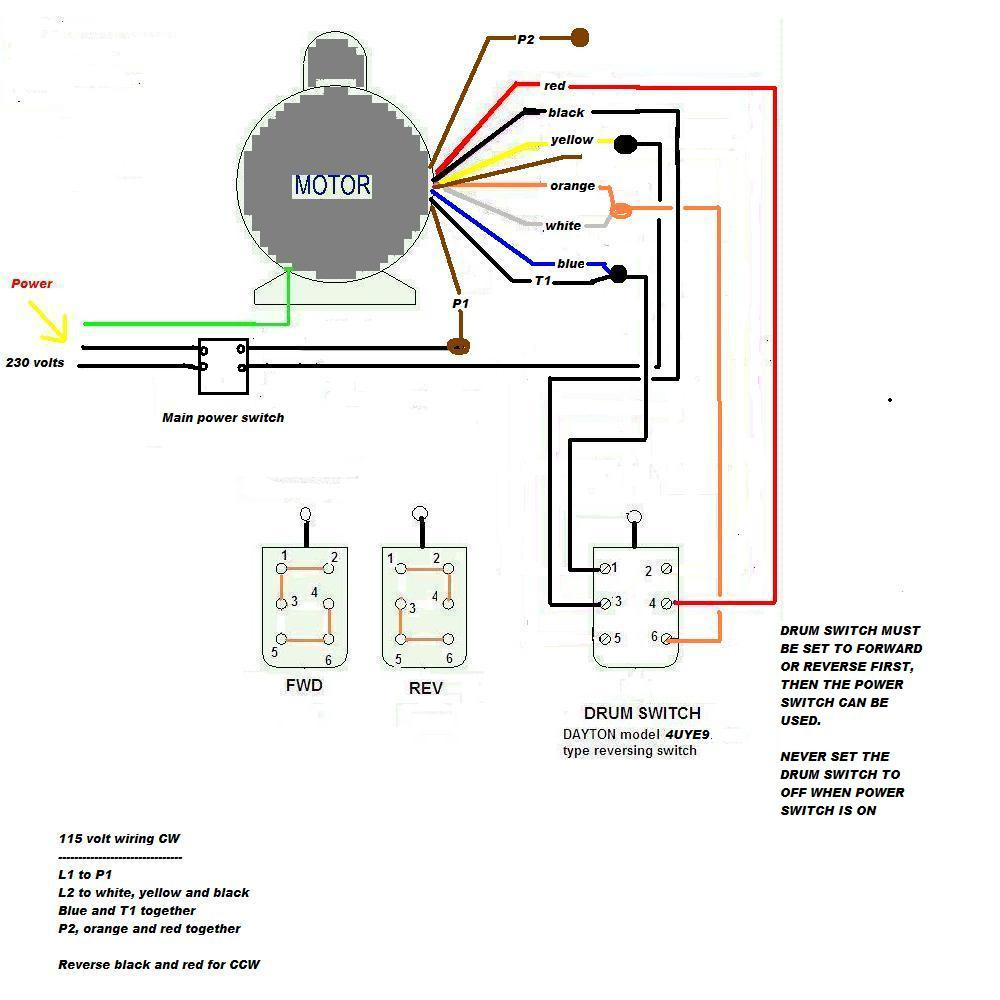 Baldor Ac Motor Diagrams - Data Wiring Diagram Today - 3 Phase Motor Wiring Diagram