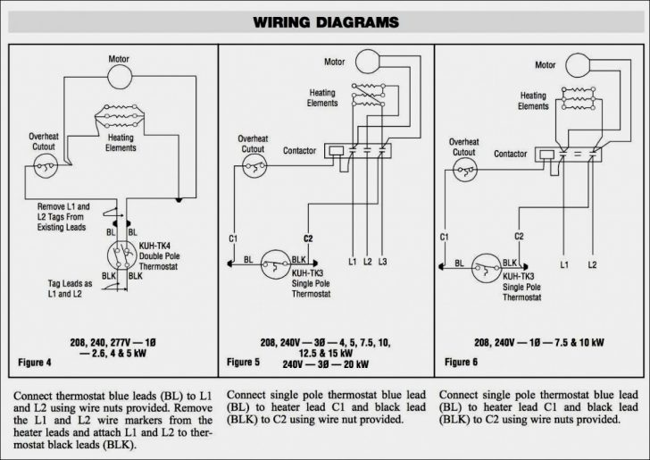 Water Heater Wiring Diagram