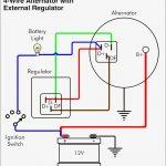Basic Alternator Wiring Diagram   Hastalavista - 1 Wire Alternator Wiring Diagram