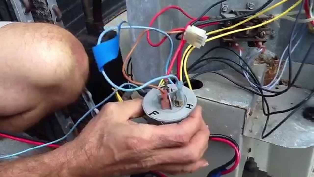 Basic Compressor Wiring - Youtube - Ac Capacitor Wiring Diagram