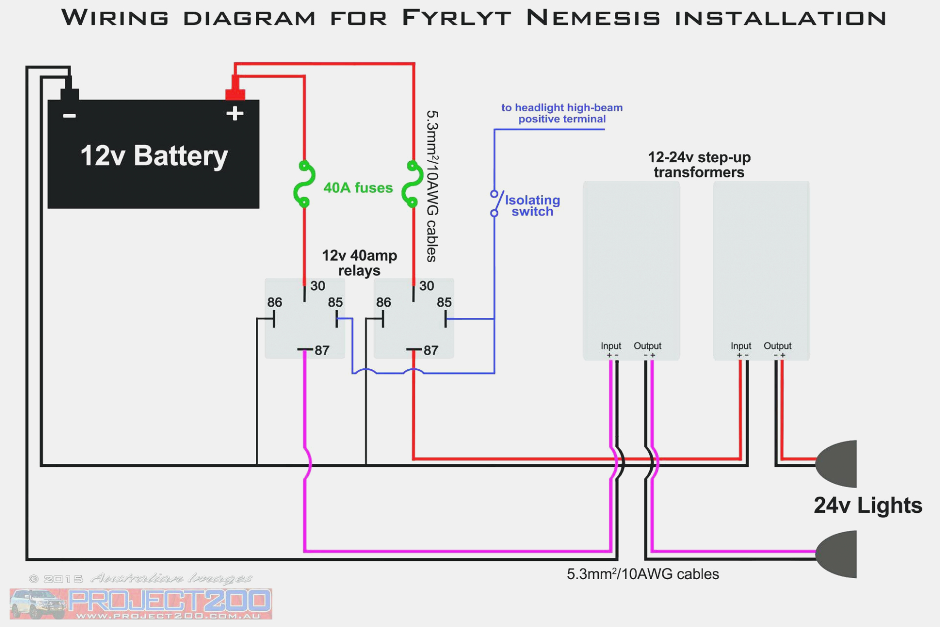 Basic Schematic For Typical Pool Light Wiring | Wiring Diagram - Pool Light Wiring Diagram