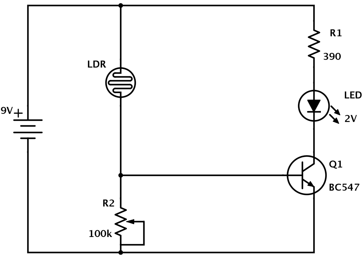 Basic Schematic Wiring Diagrams - Wiring Block Diagram - Schematic Wiring Diagram