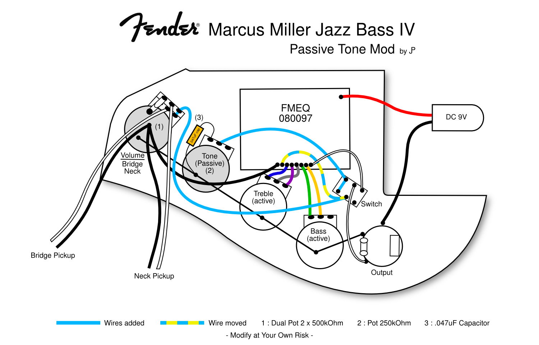 Bass Vi Wiring Diagram | Wiring Diagram - Jazz Bass Wiring Diagram