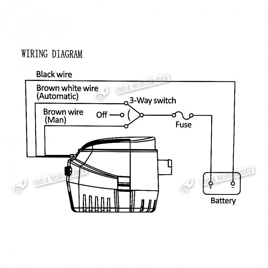 Best Of Rule Automatic Bilge Pump Wiring Diagram Diagrams For - Rule  Way Switch Wiring Diagram Rule Bilge Pump on