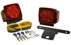 Blazer Led Submersible Trailer Lamp Kit For Under 80 In   Blazer Trailer Lights Wiring Diagram