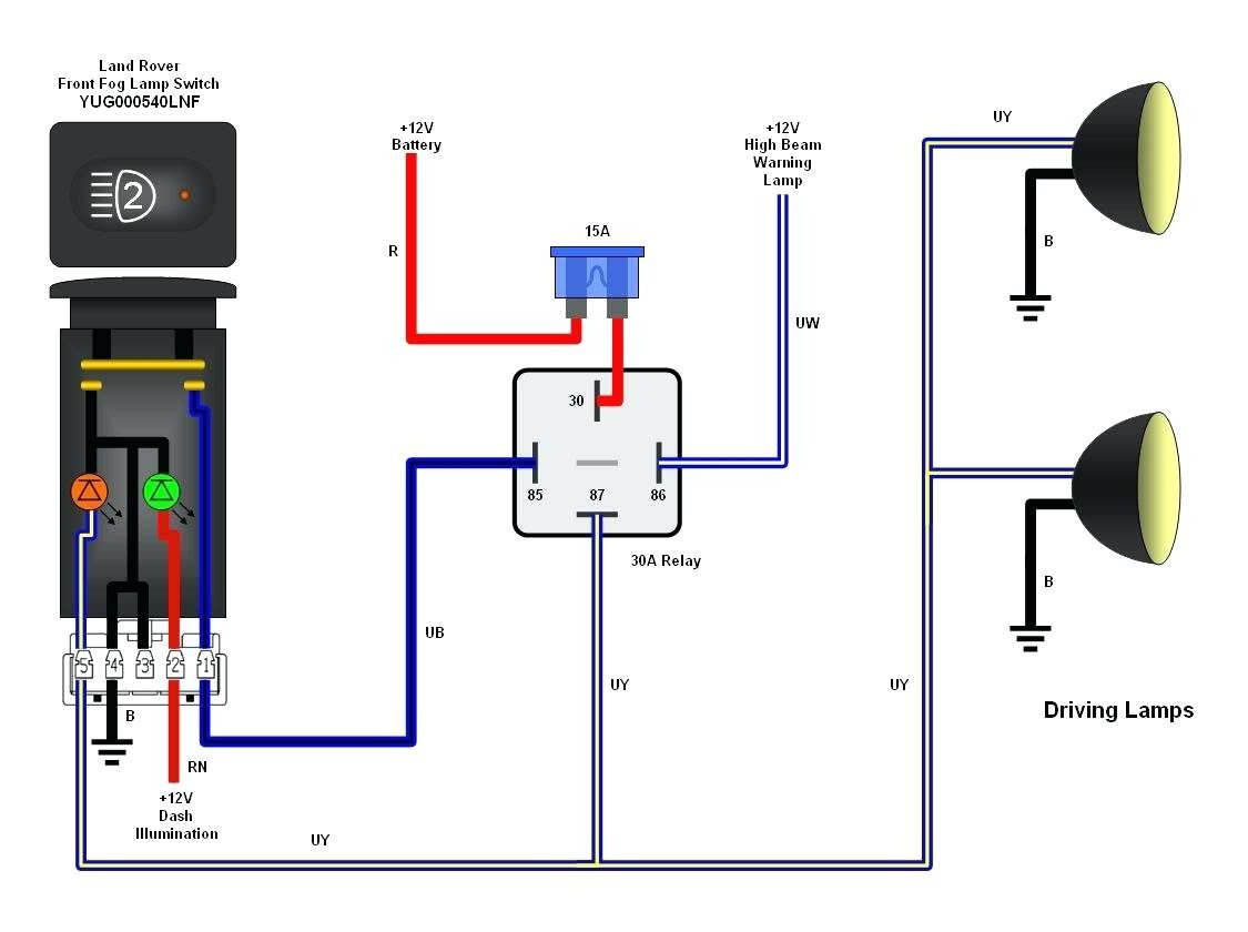 Blazer Trailer Lights Wiring Diagram 18 6 Random Led | Philteg.in - Blazer Trailer Lights Wiring Diagram