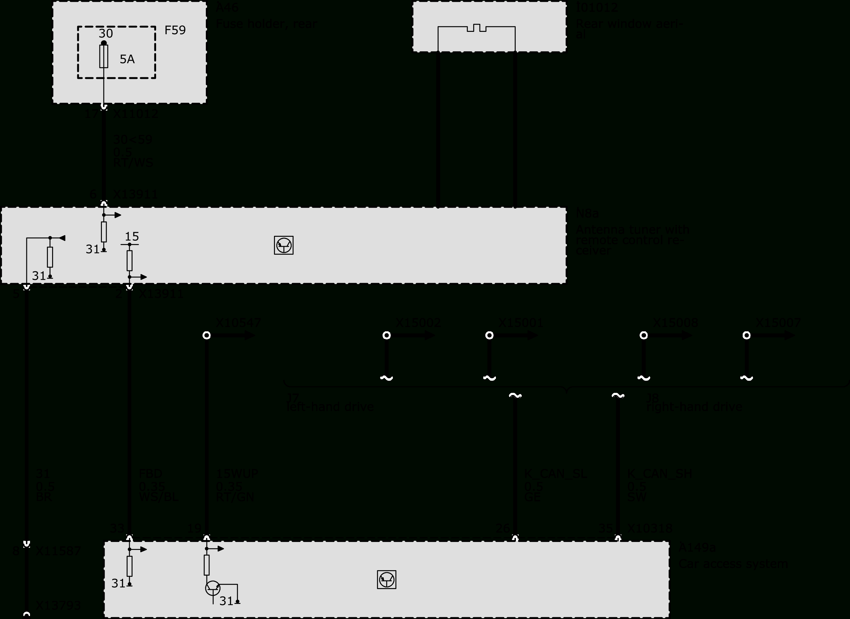 Pleasing Bmw E60 Headlight Wiring Diagram Wirings Diagram Wiring Database Rimengelartorg