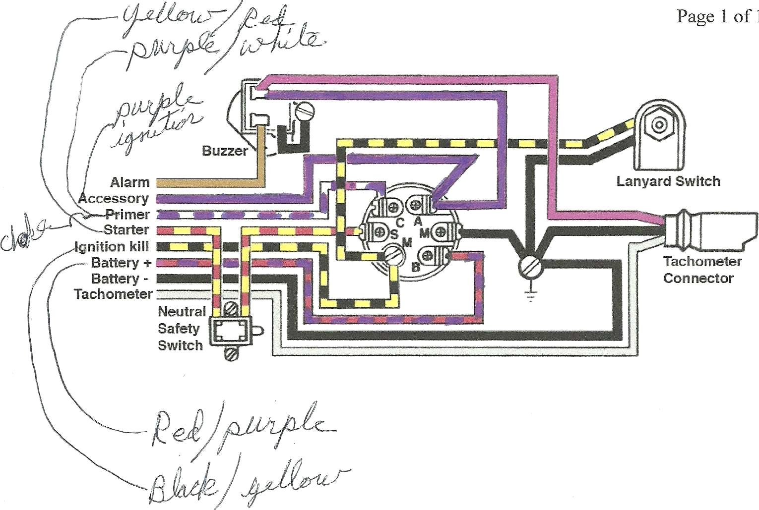 Boat Ignition Switch Wiring Diagram - Today Wiring Diagram - Boat Ignition Switch Wiring Diagram