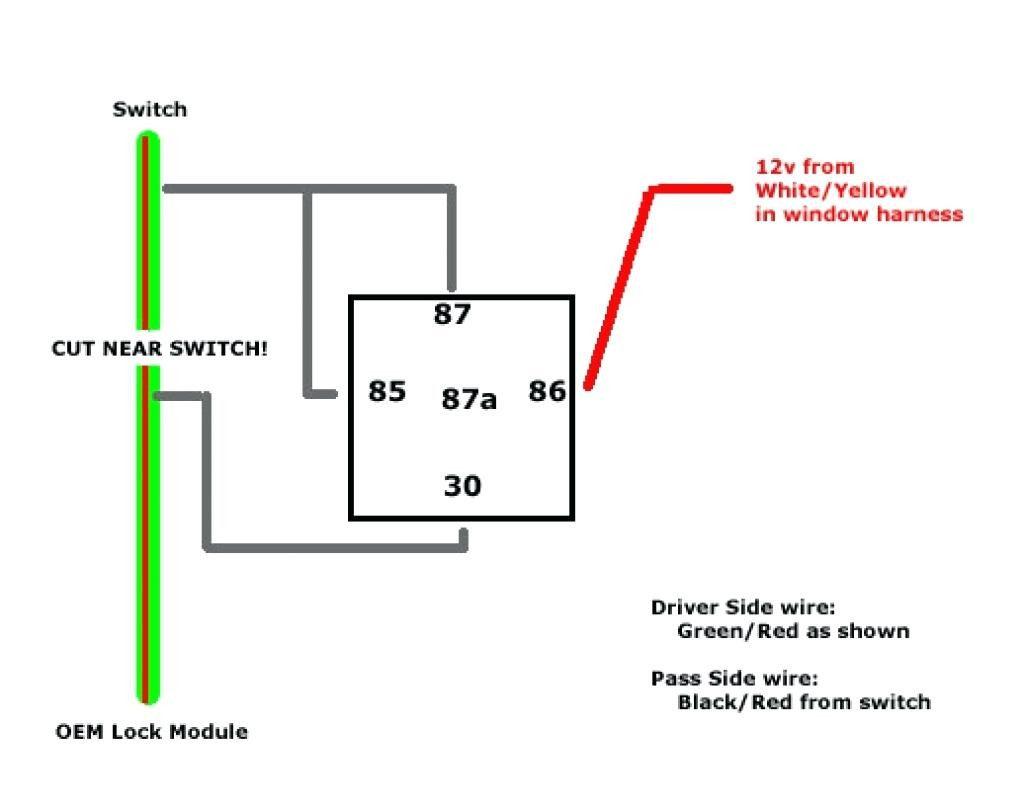Awe Inspiring Relay Wiring Diagram 5 Pin Wirings Diagram Wiring Digital Resources Remcakbiperorg