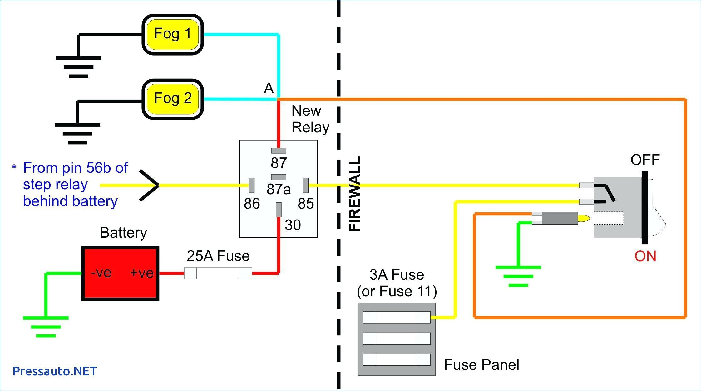 Bosch Fog Light Wiring Diagram   Wiring Diagram - Foglight Wiring Diagram