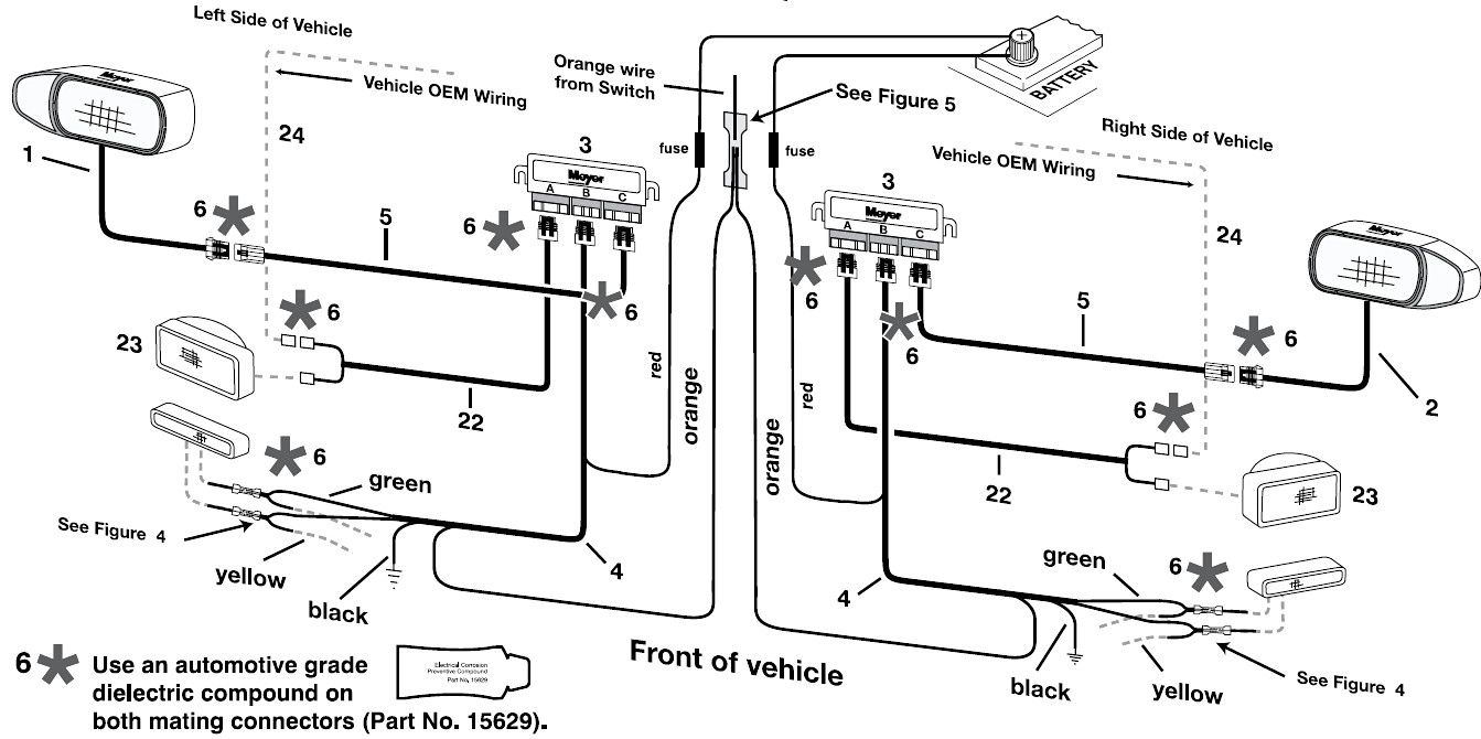 Boss Snow Plow Wiring Schematic - Trusted Wiring Diagram - Boss V Plow Wiring Diagram
