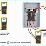 Breaker Box Wiring Diagram 220   Wiring Diagram Online   220 Sub Panel Wiring Diagram