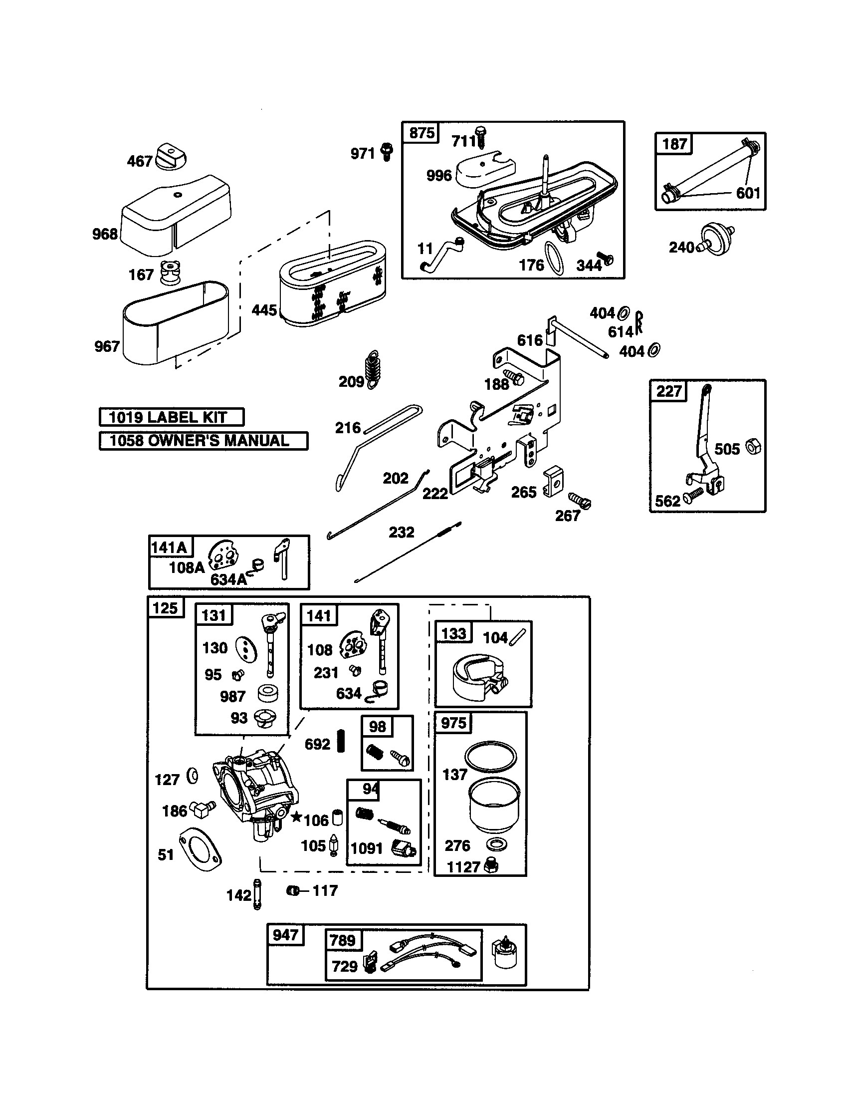 Briggs And Stratton Ignition Coil Wiring Diagram   Wiring Diagram - Briggs And Stratton Coil Wiring Diagram