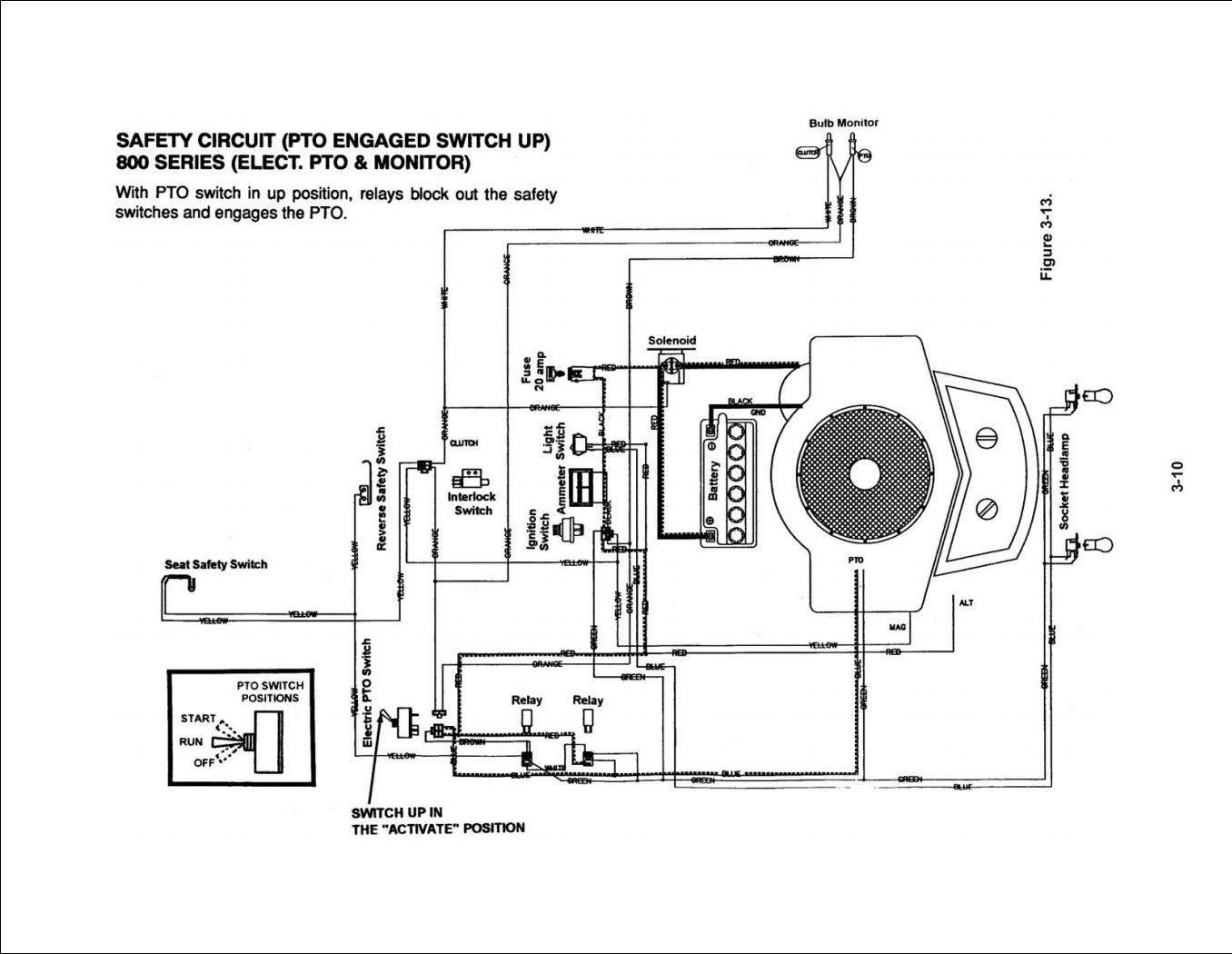 Briggs And Stratton Key Switch Wiring Diagram - Free Wiring Diagram - 6 Pin Switch Wiring Diagram
