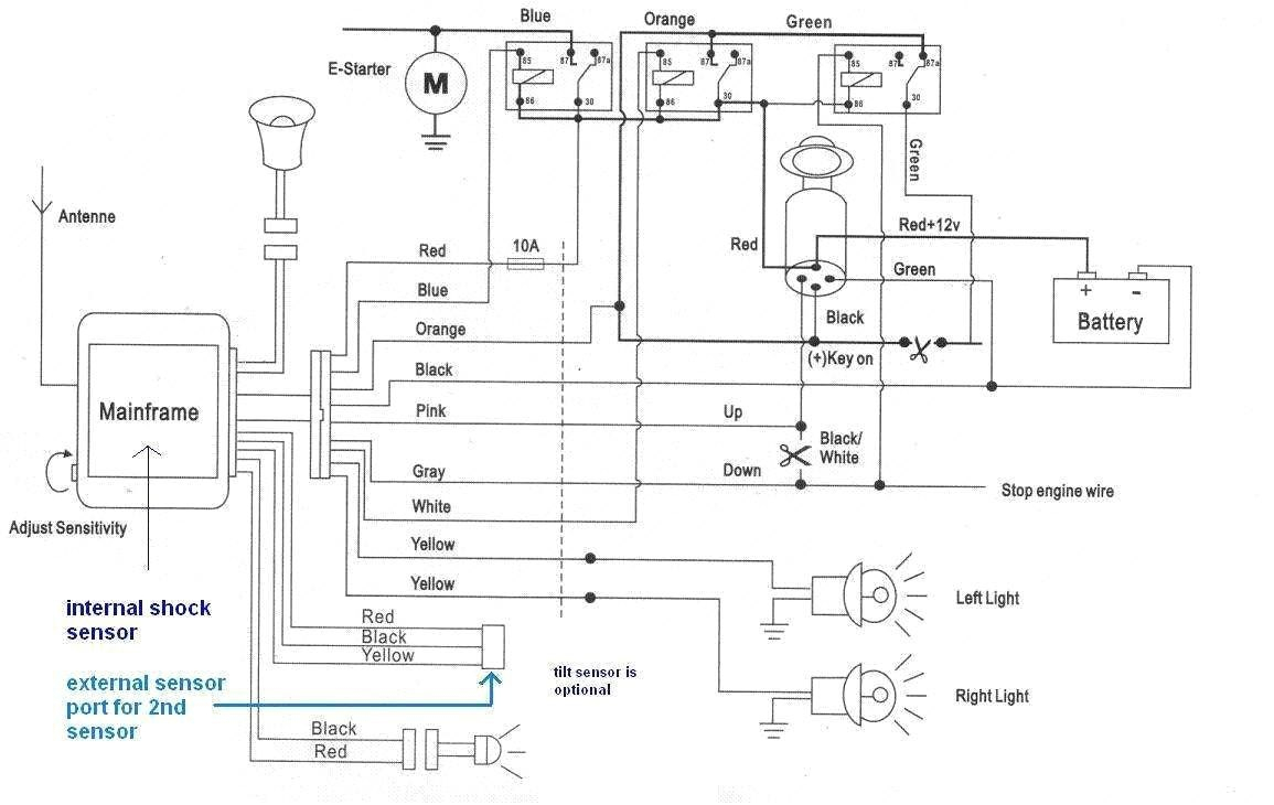 Bulldog Remote Starter Wiring Diagram Caravan | Wiring Library - Remote Car Starter Wiring Diagram
