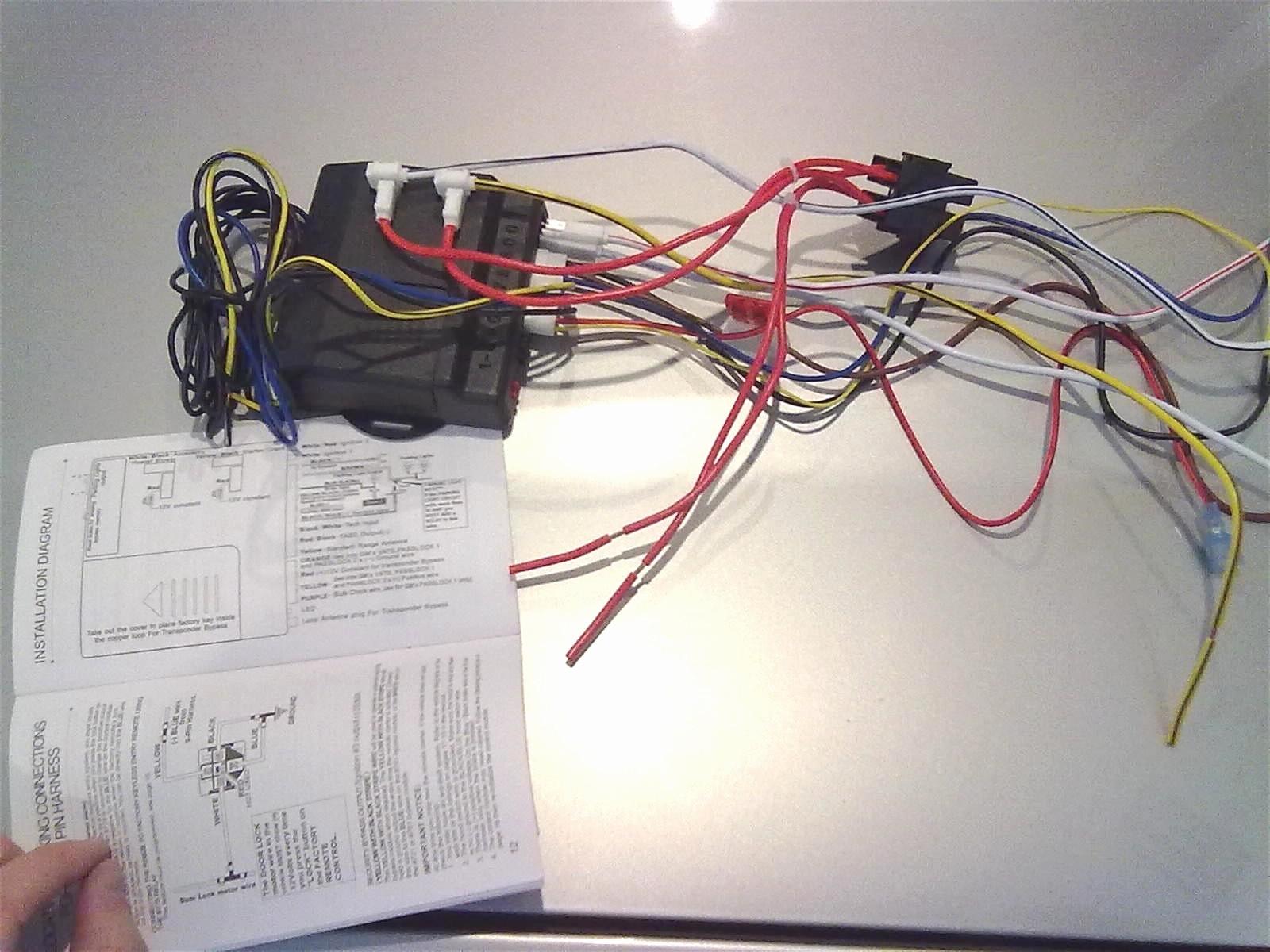 bulldog security remote starter wiring diagram - zookastar - bulldog remote  start wiring diagram