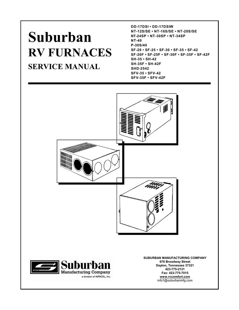 Camper Furnace Wiring | Wiring Library - Suburban Rv Furnace Wiring Diagram
