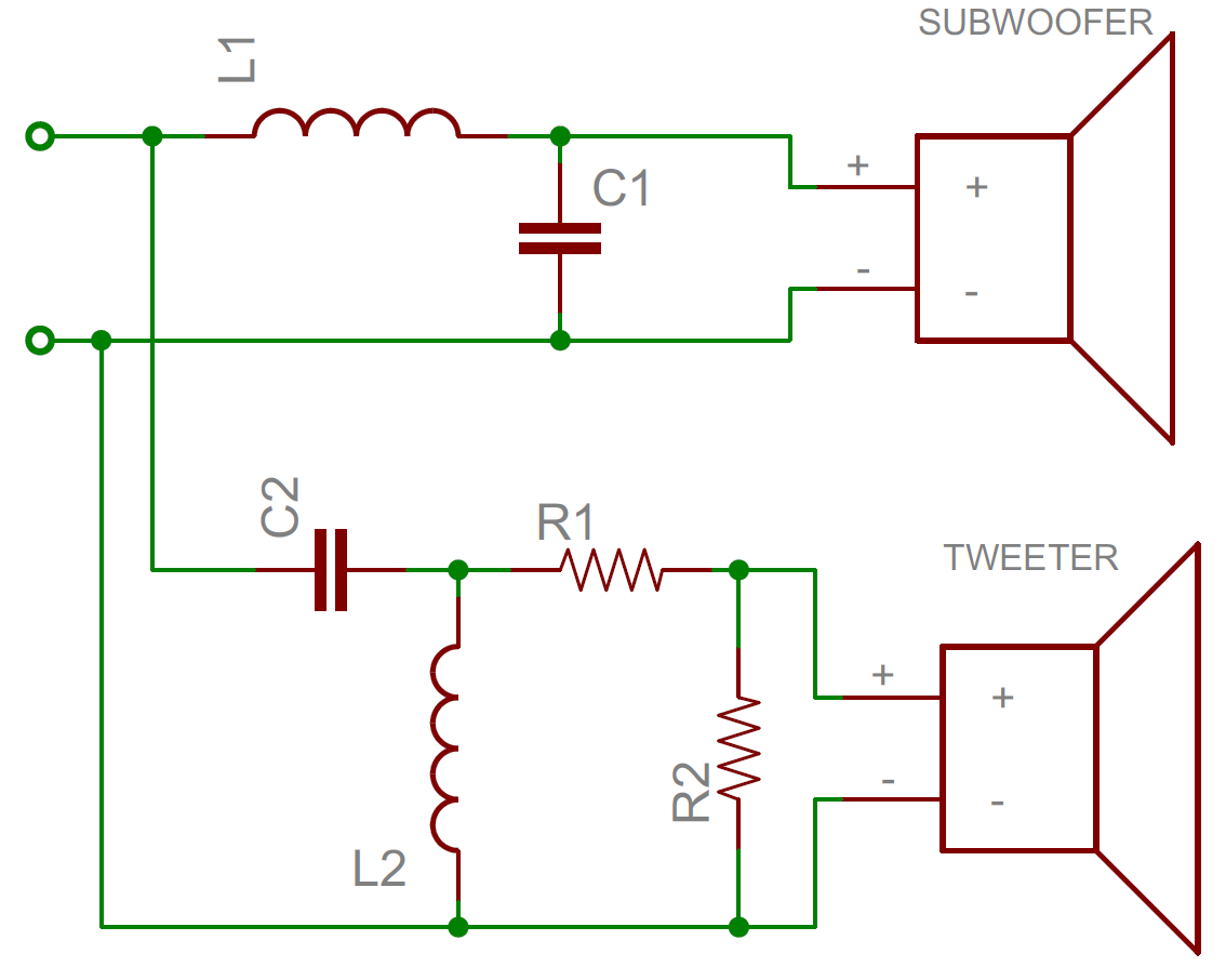 Capacitors - Learn.sparkfun - Capacitor Wiring Diagram