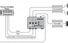 Car Audio Wiring Diagrams Multiple Amps | Manual E Books   Center Channel Speaker Wiring Diagram
