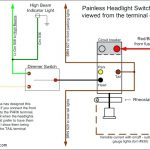 Car Dimmer Switch Wiring   Wiring Diagrams Click   Headlight Switch Wiring Diagram