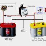 Car Dual Battery Wiring Diagram   Best Wiring Library   Dual Rv Battery Wiring Diagram