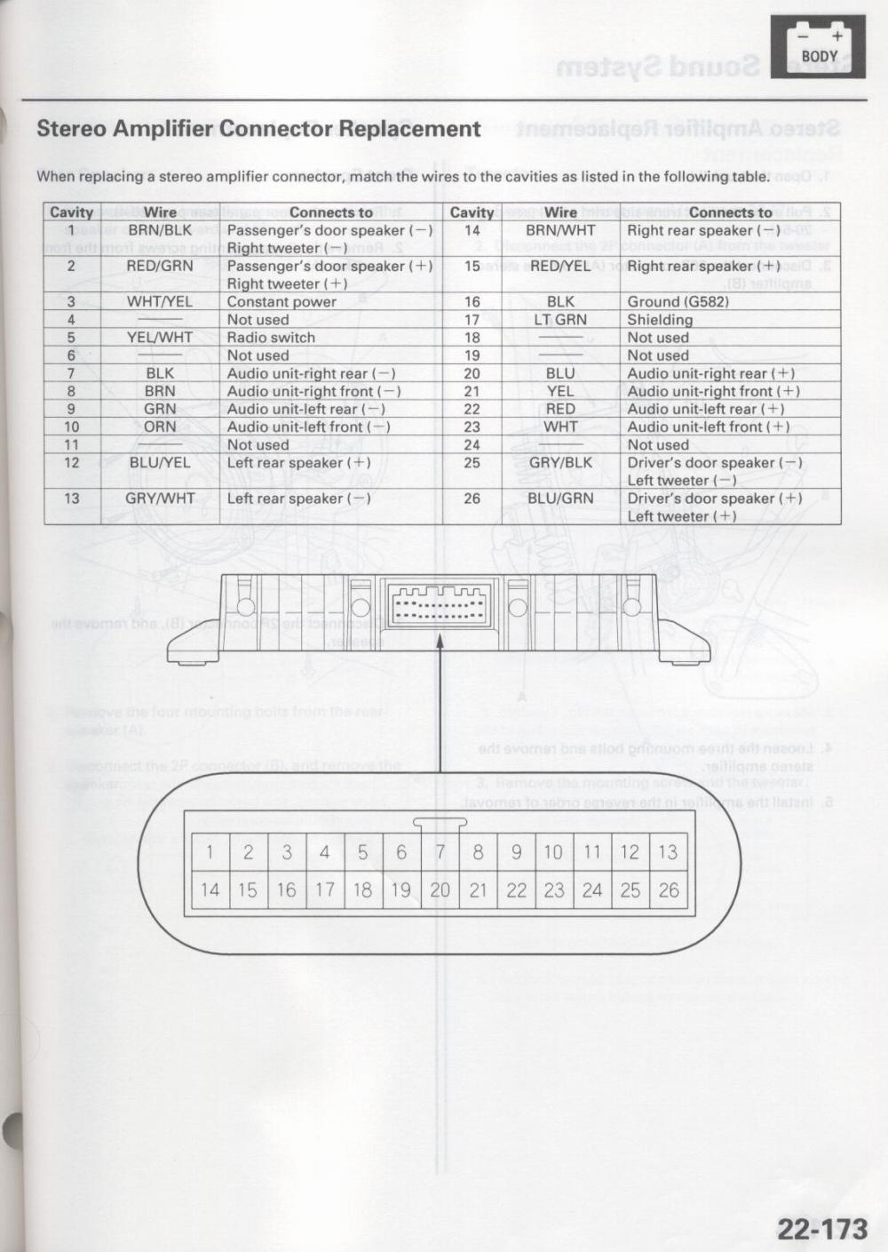 Car Radio Stereo Audio Wiring Diagram Autoradio Connector Wire - Amplifier Wiring Diagram