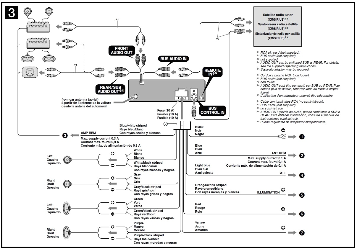 Car Stereo Wiring Harness Diagram Earch Clarion Player Radio Code - Car Stereo Wiring Harness Diagram