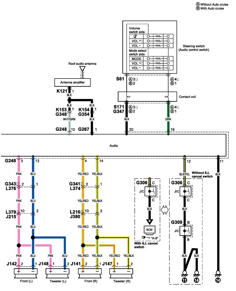 Car Tweeter Speaker Wiring Diagram | Wiring Diagram - Tweeter Wiring Diagram