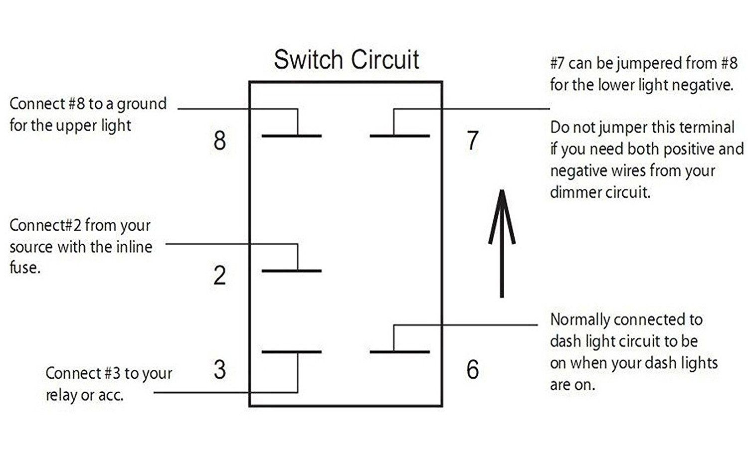 Carling Switches Wiring Diagram | Hastalavista - Carling Switches Wiring Diagram