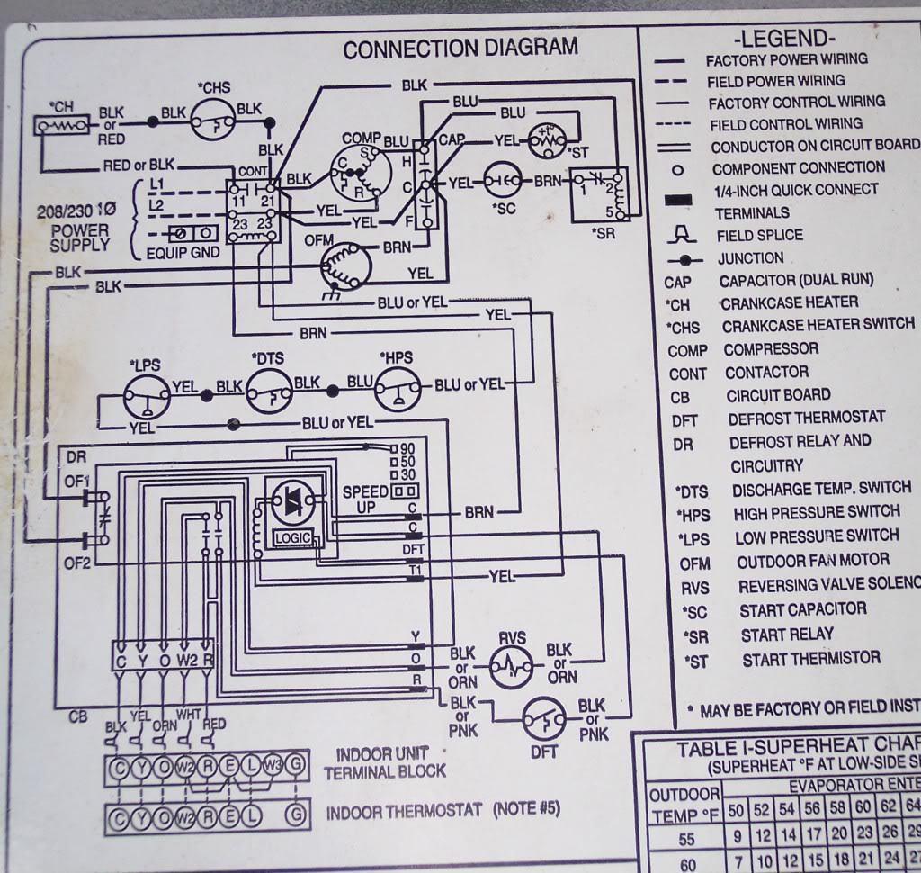 Carrier Ac Wiring Diagram | Manual E-Books - Carrier Wiring Diagram