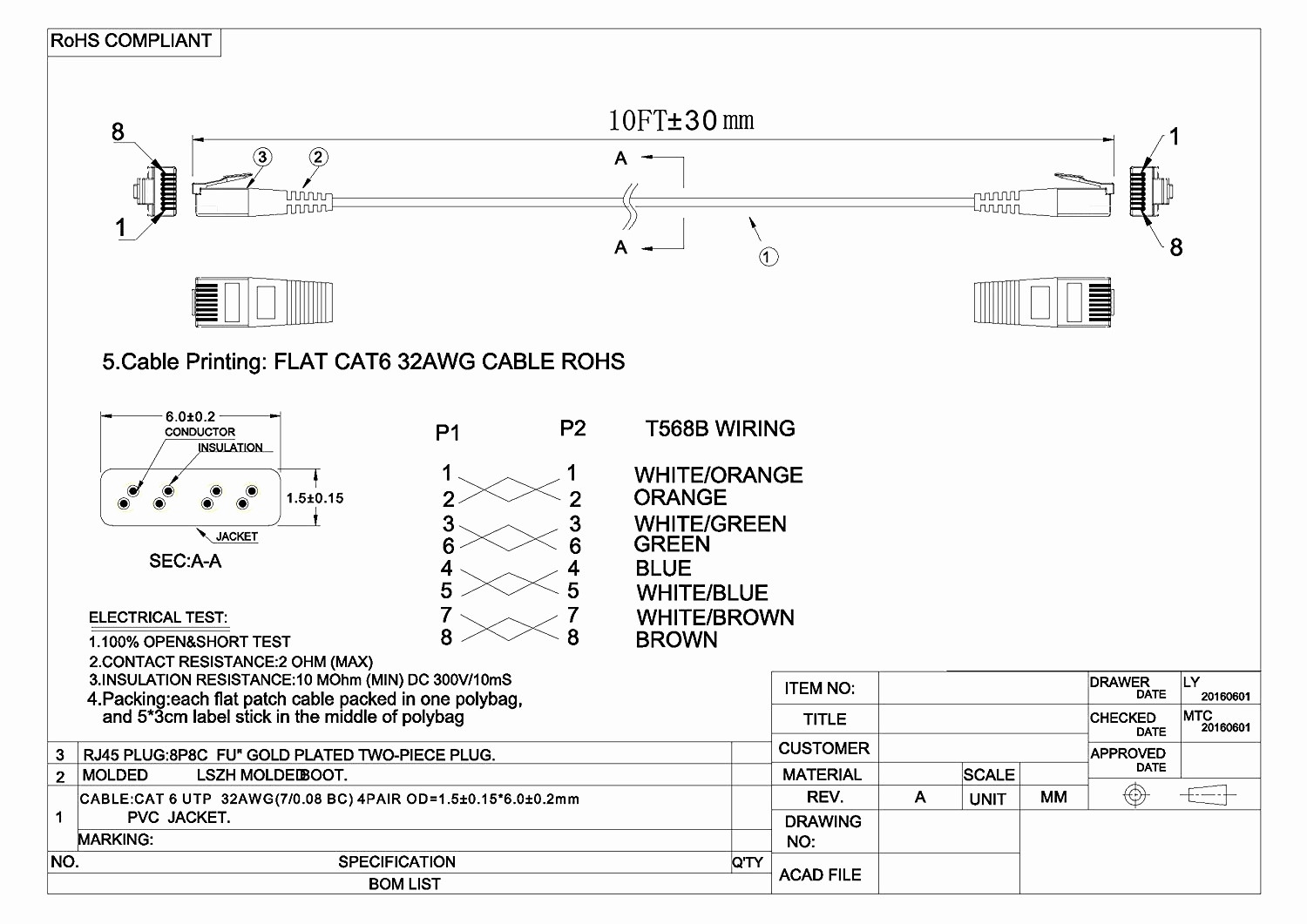 Cat 5 Cable Wiring Diagram Pdf | Wiring Diagram  Pair Cat Wiring Diagram on cat 5 rj 45 wiring, cat 3 cable wiring diagram, cat 7 wiring diagram, cat 6 wiring diagram, cat 5 568b wiring-diagram, cat 5 cable wiring, cat 5 cable color code chart, cat 5 network cable pattern,