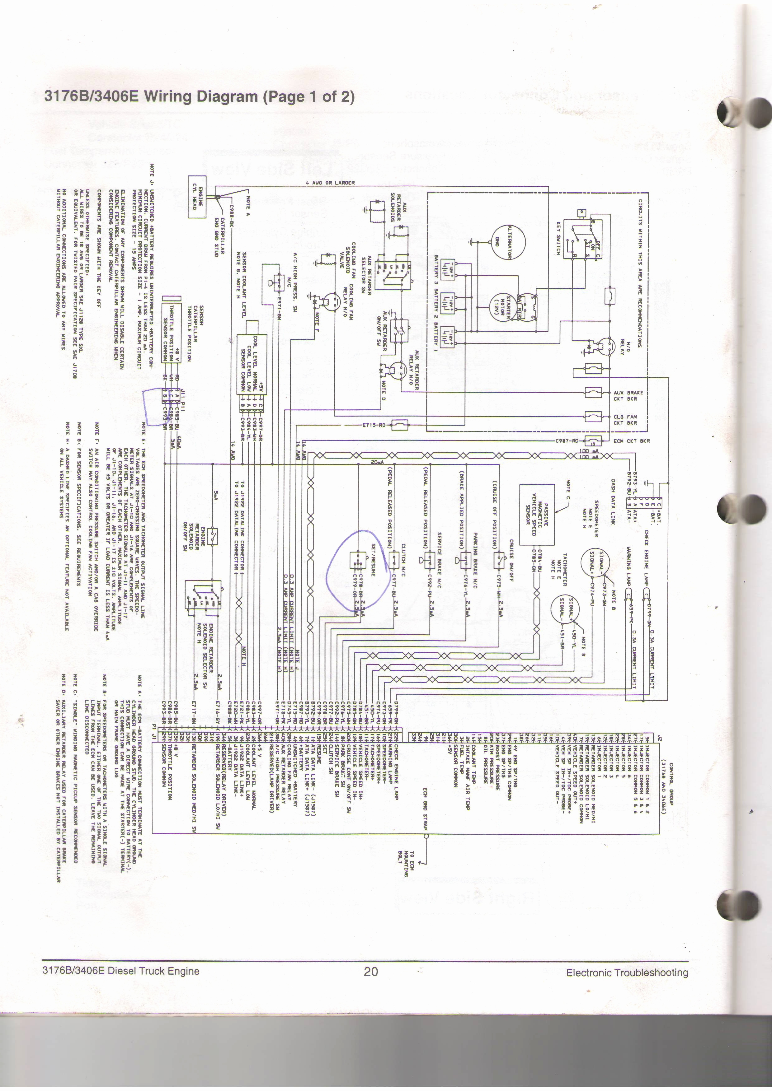Cat Ecm Pin Wiring Diagram 70 C10 | Wiring Library - Cat 70 Pin Ecm Wiring Diagram