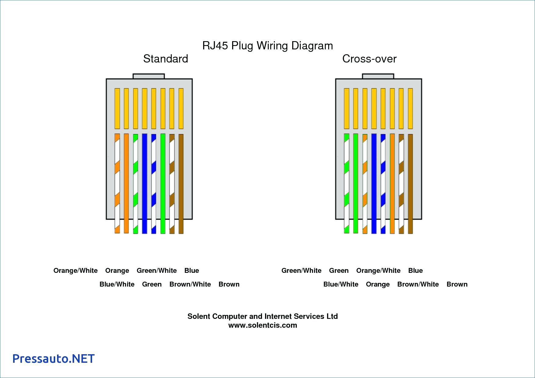 Cat5 B Wiring Diagram New Cat5E A Or - Allove - Cat5E Wiring Diagram B