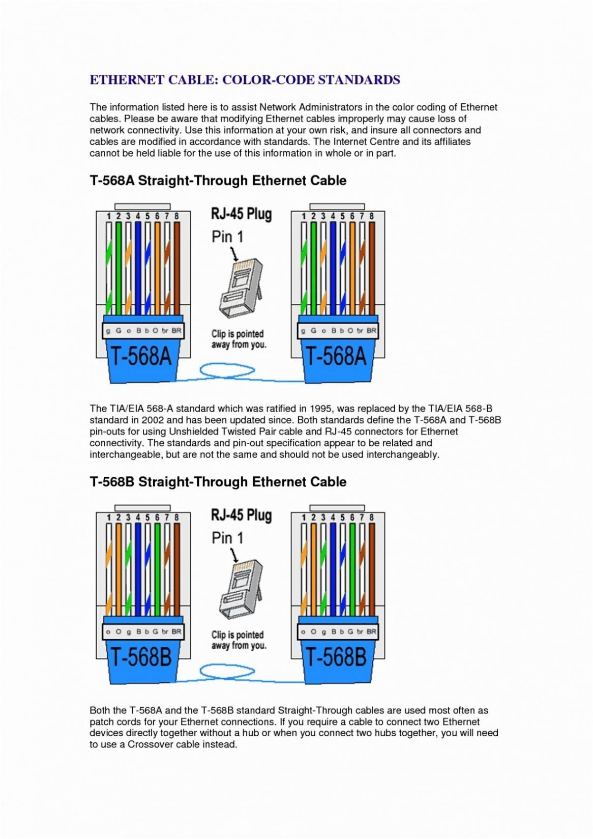 Cat5 Wiring Diagram | Wiring Library - Cat5 Wiring Diagram B