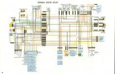 Cb750K   Cb750 Wiring Diagram
