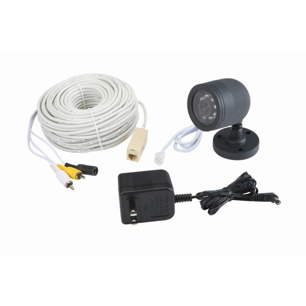 Ccd Security Camera Wiring Diagram Sg6876S | Wiring Diagram - Bunker Hill Security Camera Wiring Diagram