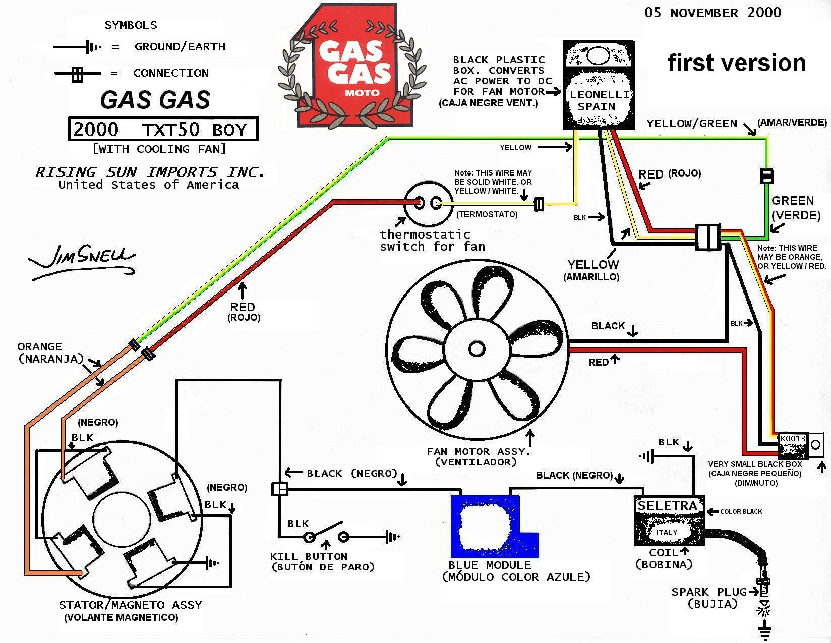 Cdi Wiring Diagram | Hastalavista - Cdi Wiring Diagram