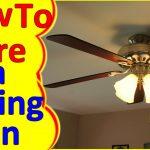 Ceiling Fan Wiring Diagram Installation   Youtube   Wiring Diagram For Ceiling Fan With Lights