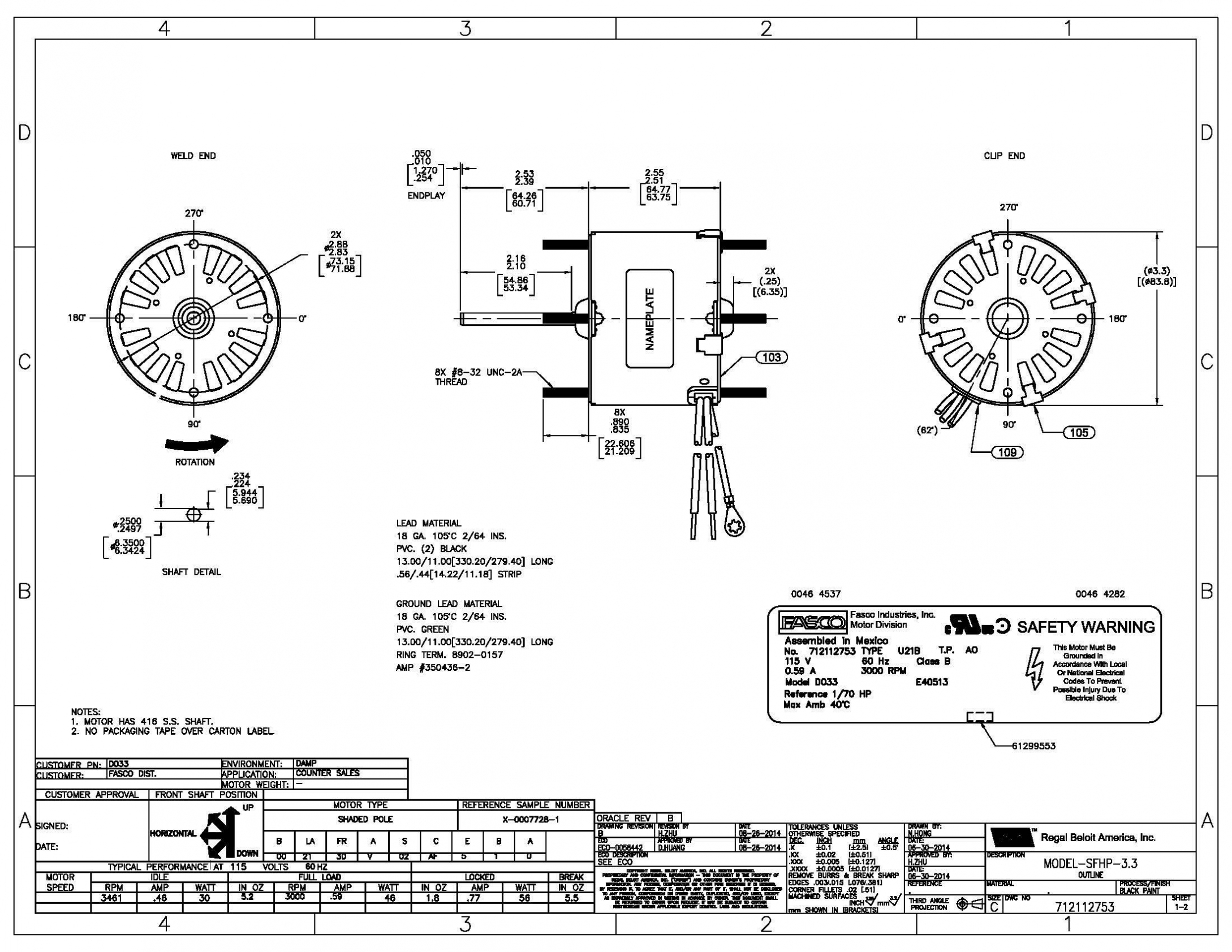 Century Electric Motor Wiring Diagram | Air American Samoa - Century Motor Wiring Diagram