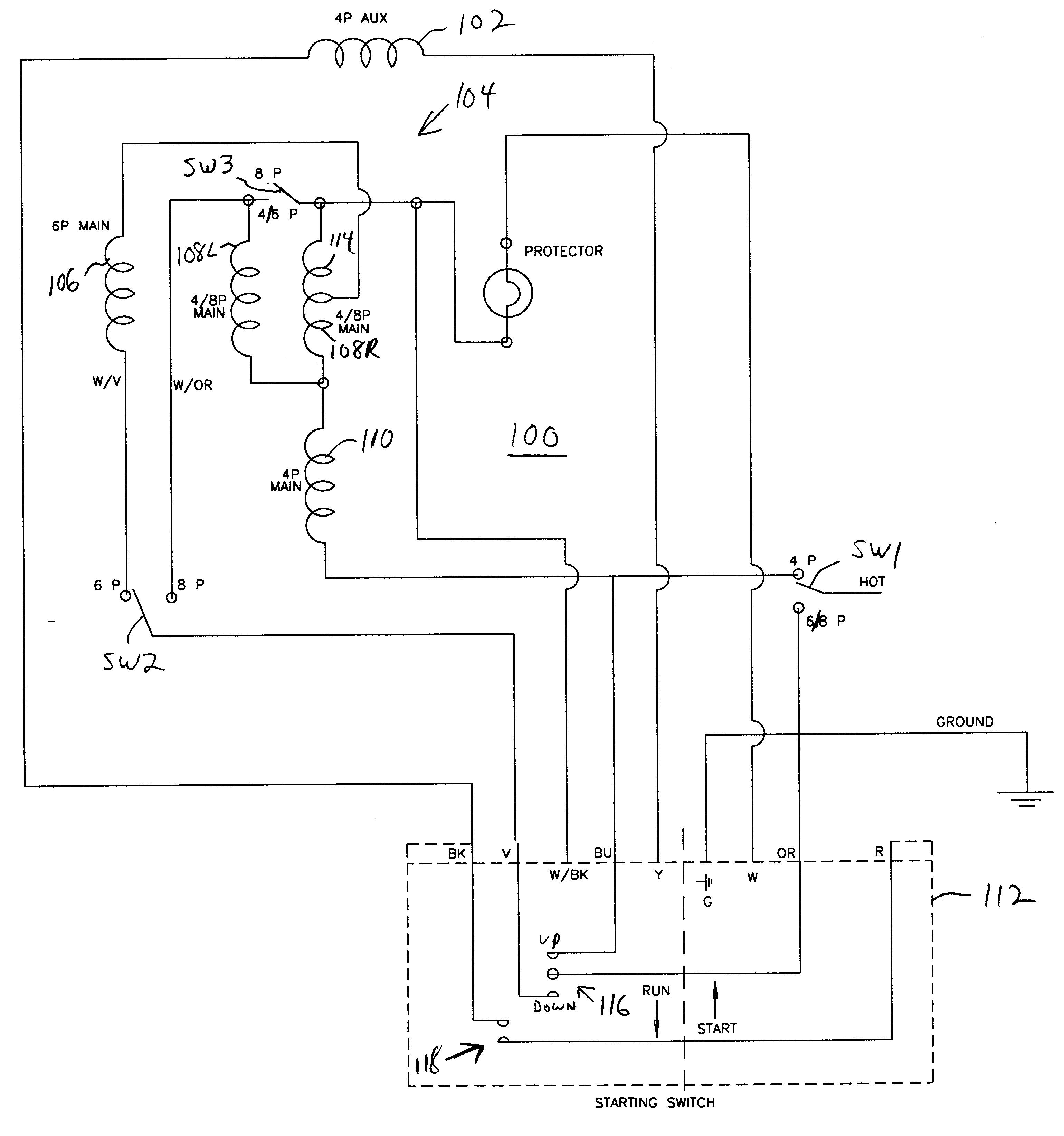 Century Furnace Parts Diagram | Wiring Diagram - Century Motor Wiring Diagram